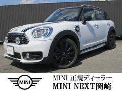 MINIクーパーS E クロスオーバー オール4LED正規認定中古車