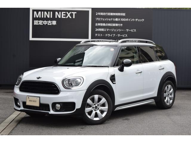 MINI クーパー クロスオーバー ペッパーPKG・純正ナビ・LEDライト