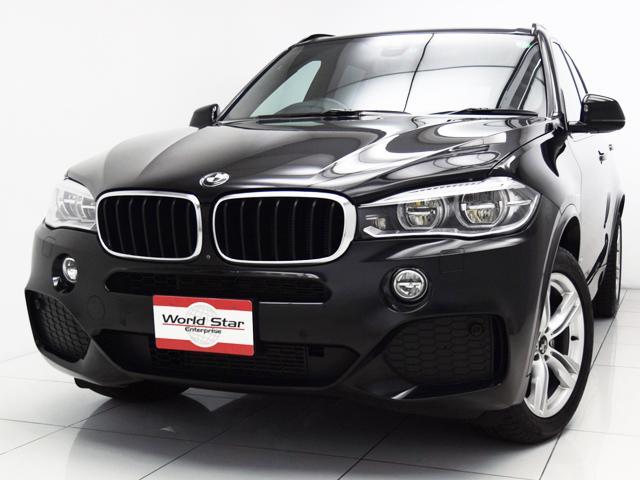 BMW xDrive 35d Mスポーツ アダプティブLEDライト