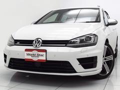 VW ゴルフRヴァリアントベースグレード R専用18インチAW ディーラー新車保証付