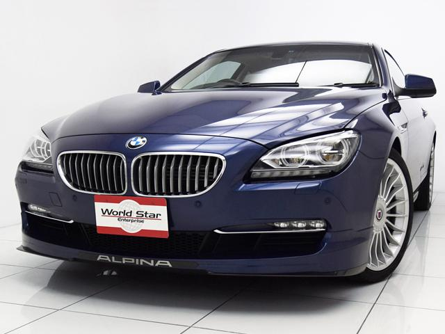 BMWアルピナ ビターボ クーペ LEDヘッドライト  アイボリーレザー