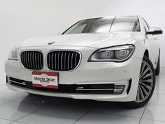 BMW750i 左H LEDヘッドライト  ベージュレザー