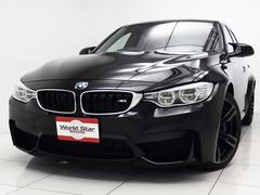 BMWM3 DCT サキールオレンジレザー カーボンインテリア