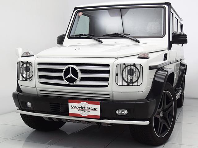 メルセデス・ベンツ G550 ロング エディションセレクト 20AW