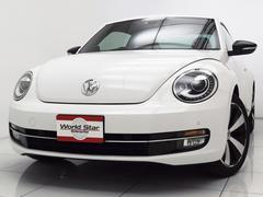 VW ザ・ビートルターボ クールスターPKG レザーPKG