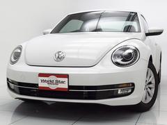 VW ザ・ビートルデザインレザーパッケージ バイキセノン 2016年モデル