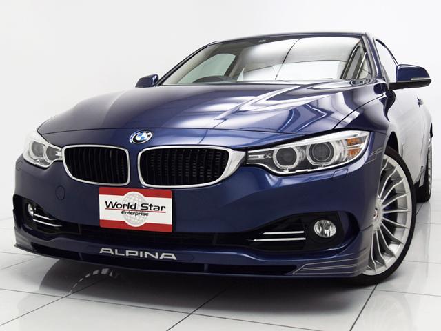 BMWアルピナ ビターボ クーペ 右ハンドル仕様 ベージュレザー サンルーフ