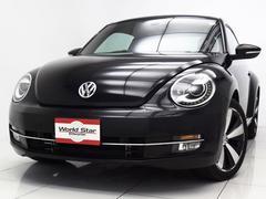 VW ザ・ビートルターボエクスクルーシブ 全国限定100台 ナビ地デジ