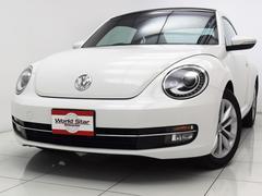 VW ザ・ビートルデザイン サンルーフ レザーパッケージ ブラックレザーシート