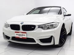 BMWM4クーペ アダプティブMサスペンション LEDライト