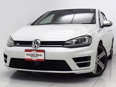 VW ゴルフRベースグレード R専用エクステリア R専用18インチAW