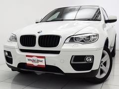 BMW X6xDrive 35i サンルーフ 黒革スポーツシート