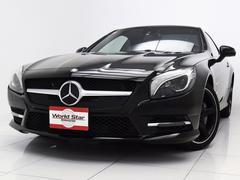 M・ベンツSL550ブルーエフィシェンシー AMGスポーツPKG