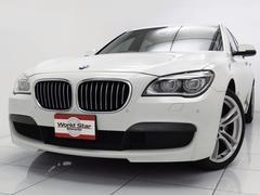 BMW740i Mスポーツパッケージ アダプティブLEDライト