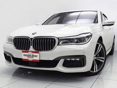 BMW750Li Mスポーツ 左H リアコンフォートPKG