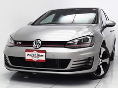 VW ゴルフGTIベースグレード DCCパッケージ 2016yモデル