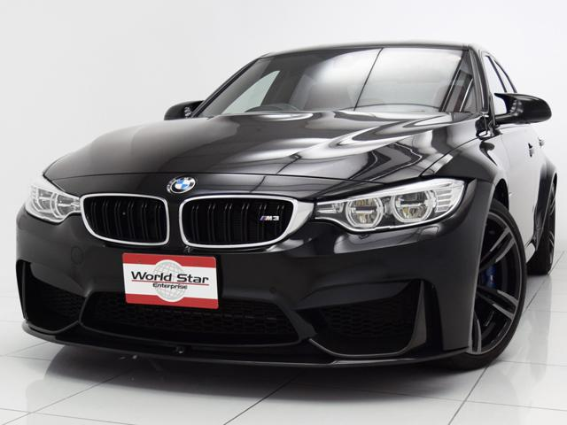 BMW M3 アダプティブMサスペンション 19インチOPAW