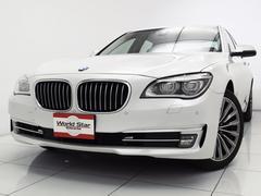 BMW750i コンフォートPKG ファイナルモデル 左ハンドル