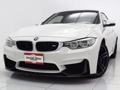 BMWM4クーペ 19インチMライト鍛造AW カーボンインテリア