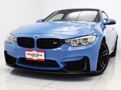 BMWM4クーペ 19インチ鍛造AW カーボンインテリアトリム