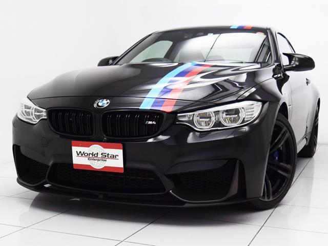 BMW M4クーペ アダプティブMサス カーボンインテリアトリム