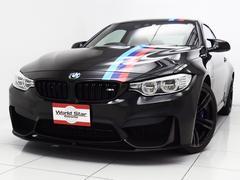 BMWM4クーペ アダプティブMサス カーボンインテリアトリム