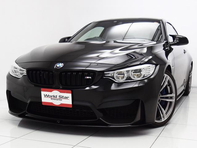 BMW M4クーペ DCT ドライブロジック Mパフォーマンスエアロ