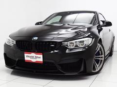 BMWM4クーペ DCT ドライブロジック Mパフォーマンスエアロ