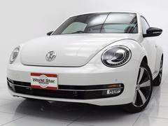 VW ザ・ビートルターボ クールスターPKG ダッシュボード3連メーター