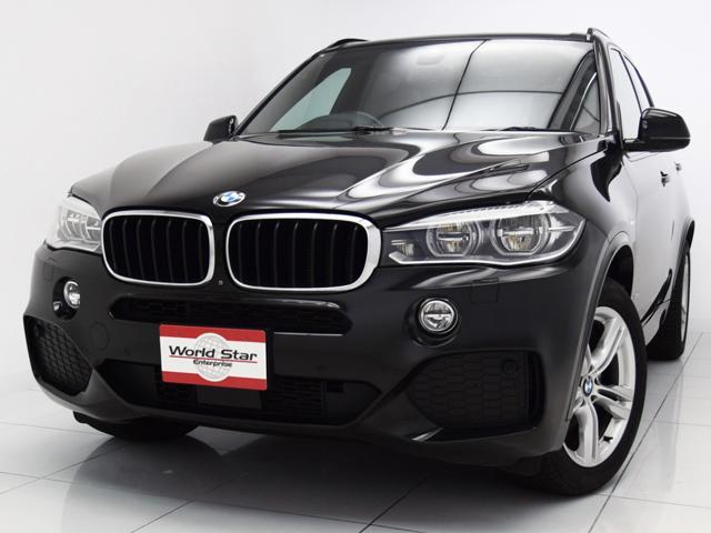 BMW xDrive 35d Mスポーツ セレクトPKG 禁煙車