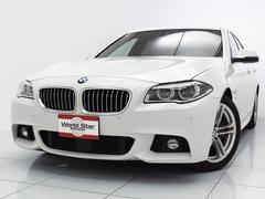 BMW528i Mスポーツ 左ハンドル アダプティブLEDライト