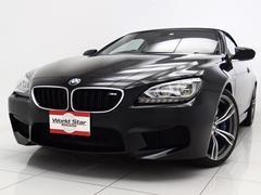 BMW M6カブリオレ フルレザーPKG シルバーストーンレザー