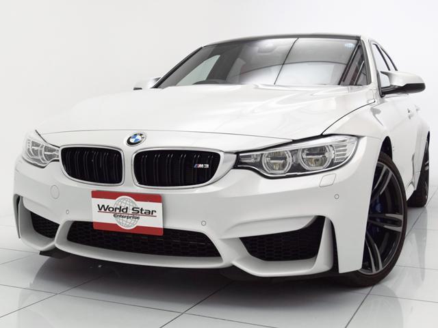 BMW M3 OP19インチAW アダプティブMサスペンション