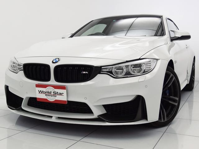 BMW M4クーペ カーボンインテリア Mパフォーマンススポイラー