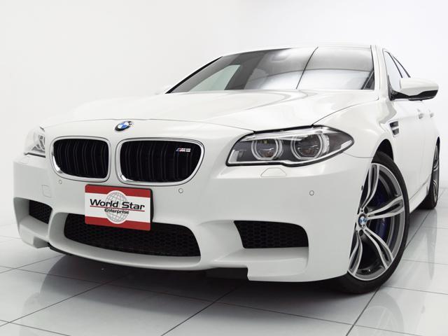 BMW M5 LCIモデル 20インチMライトAW サンルーフ