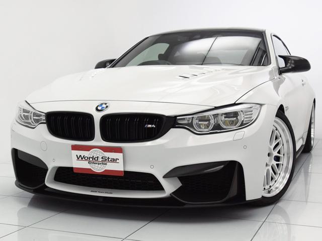 BMW M4クーペ Mパフォーマンスパーツ BBS19インチAW
