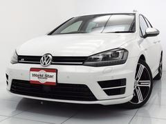 VW ゴルフRヴァリアントベースグレード R専用エクステリア 専用18インチAW