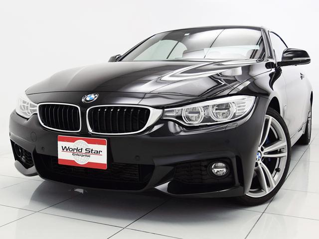 BMW 435iカブリオレ Mスポーツ アダプティブLEDライト