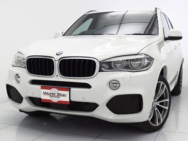 BMW xDrive 35d Mスポーツ セレクトP パノラマSR