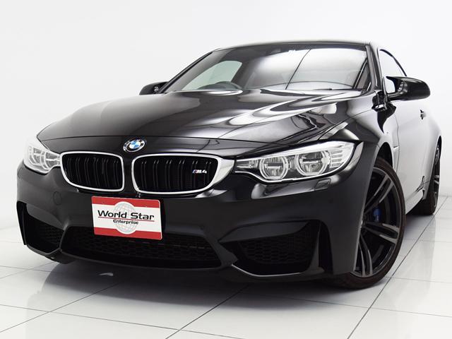 BMW M4クーペ 19インチMライトAW カーボンインテリア
