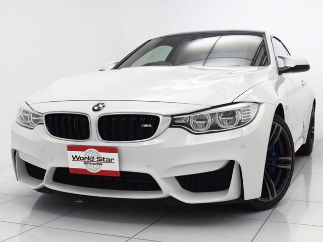 BMW M4クーペ Mライトダブルスポーク19AW Mサスペンション