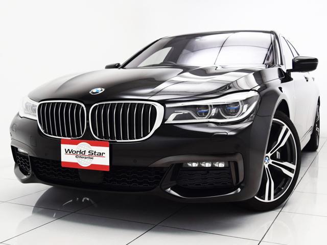 BMW 750i Mスポーツ RコンフォートPKG Rエンター