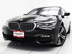 BMW750i Mスポーツ RコンフォートPKG Rエンター