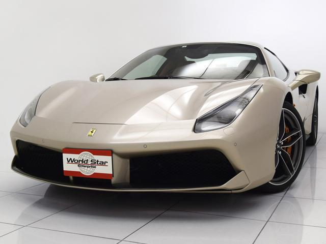 フェラーリ ベースグレード F1 カーボンFスポイラー Rエアダクト