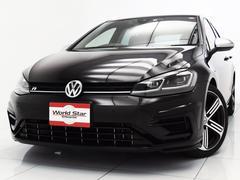 VW ゴルフRベースグレード ディスカバープロ9.2インチディスプレイ
