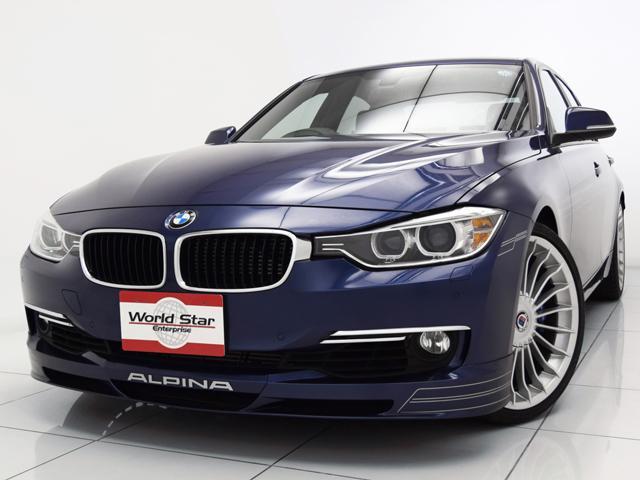 BMWアルピナ ビターボ リムジン 右ハンドル ガラスサンルーフ