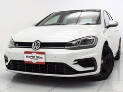 VW ゴルフRベースグレード 18yモデル LEDライト R専用18AW