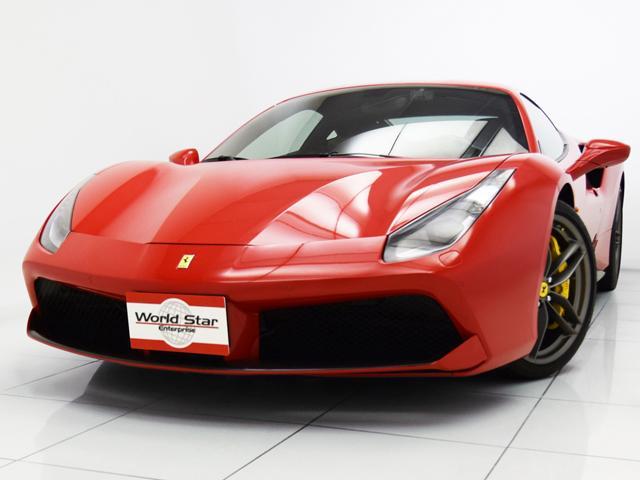 フェラーリ F1 OP772 カーボンドライバーゾーン LEDステア