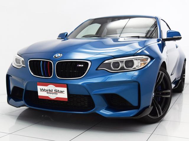 BMW M2 ベースグレード ワンオーナー セレクトPKG 電動ガラスSR