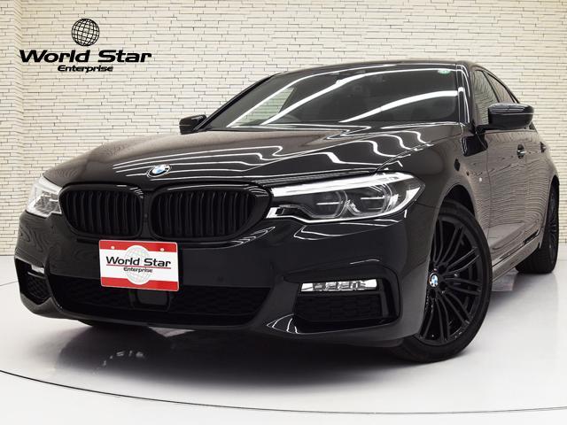 BMW 5シリーズ 530i Mスポーツ ミッションインポッシブル 特別仕様車 19インチMライトアロイダブルスポークAW Mパフォーマンスキドニーグリル 360°カメラ ナイトブルーダコタレザーシート 前後シートH ACC アダプティブLEDヘッドライト 禁煙車